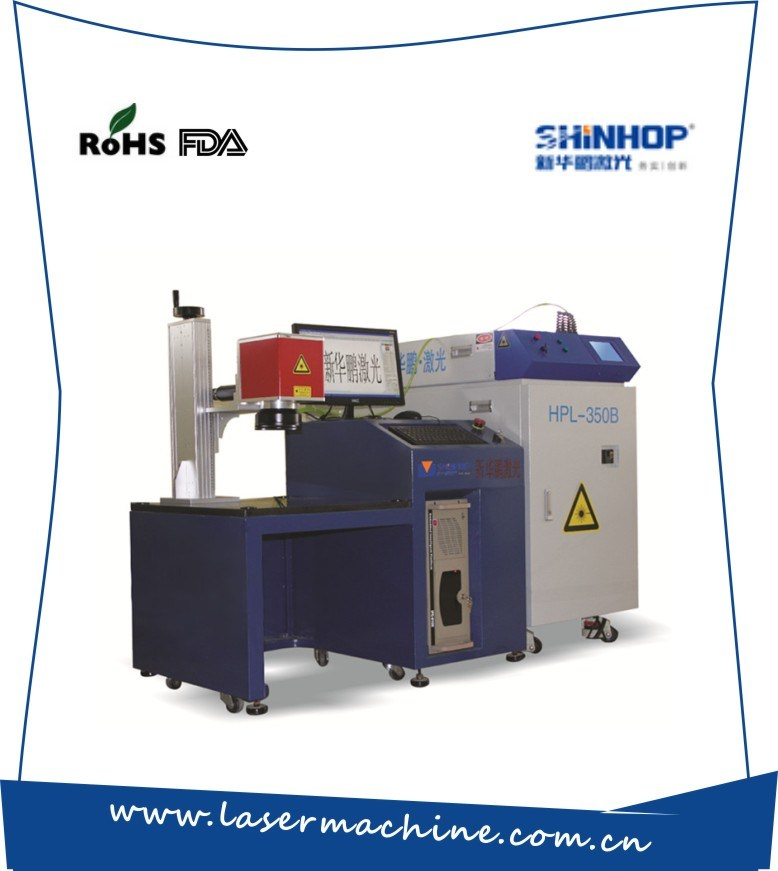 Fiber Scanner Laser Spot Welding Machine