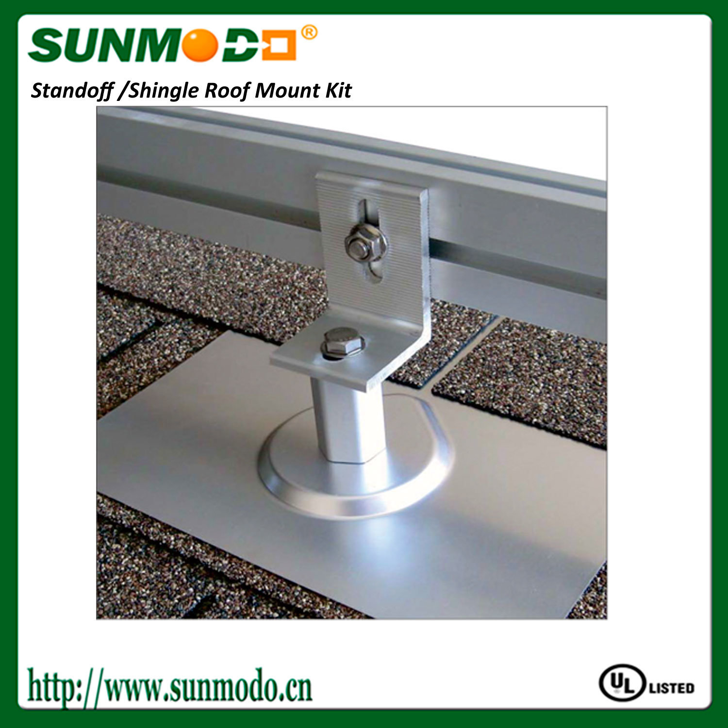 Multifunction Roof Aluminum Plate Mounting