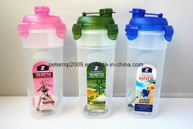 BPA Free Plastic Protein Shaker, Plastic Shaker Bottle