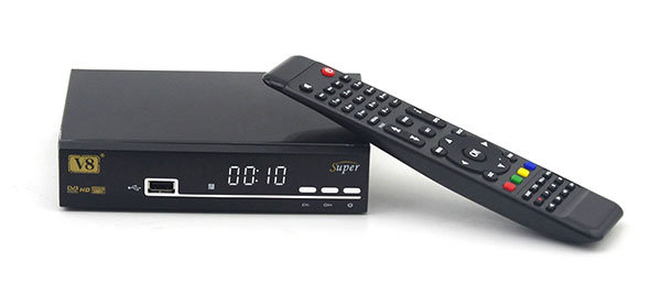 DVB-S2 Digital Satellite Receiver V8 Super Set Top Box