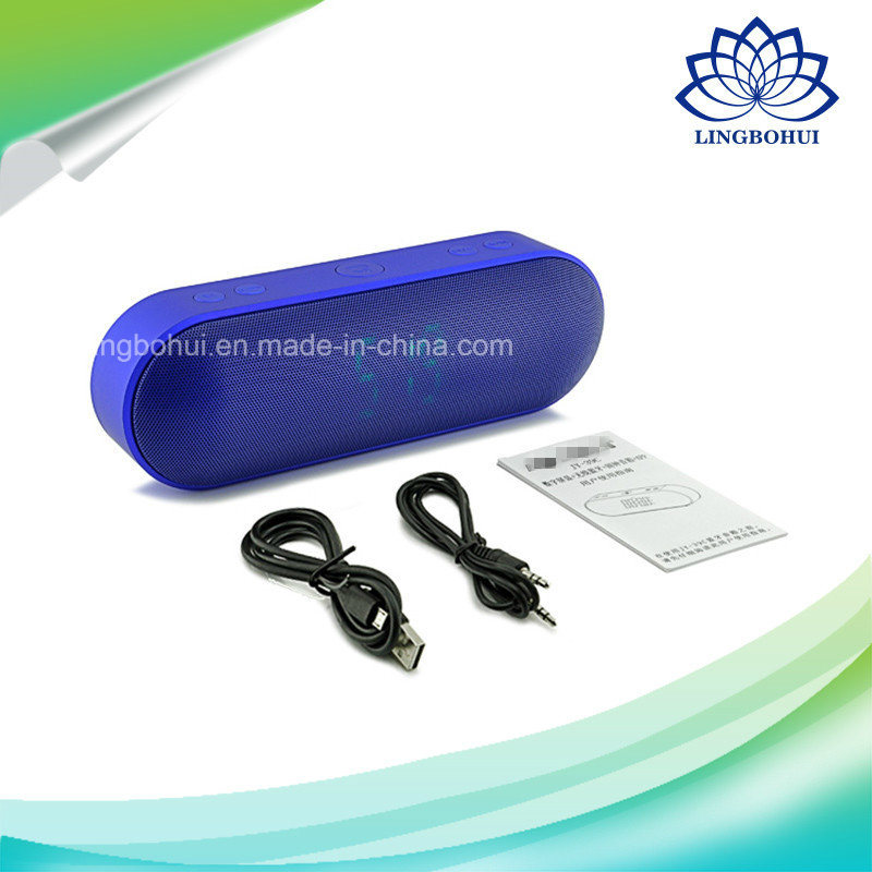 LED Screen FM Function Bluetooth Speaker with TF USB Slot