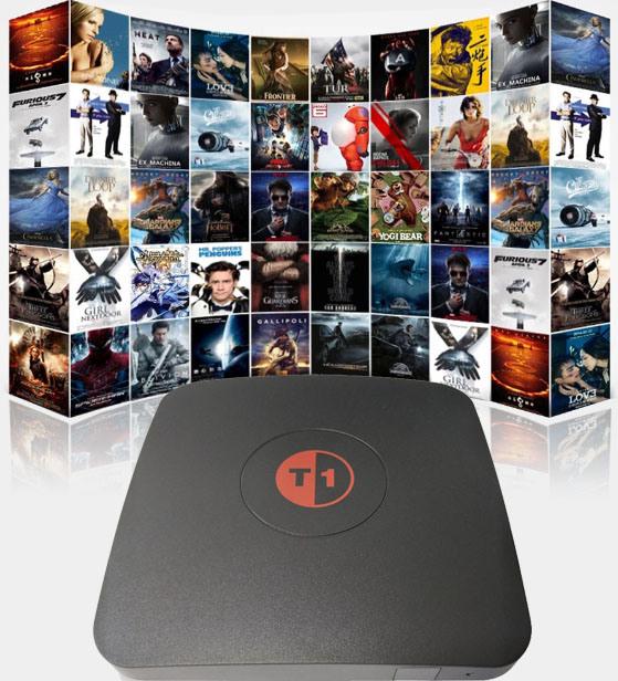 Caidao TV Box (2G+16G) Android 6.0 Smart TV Box 4k - Ouad Core