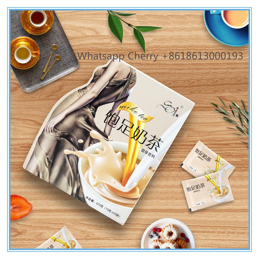 Top Slimming Milk Tea - Dasheen Milk Tea