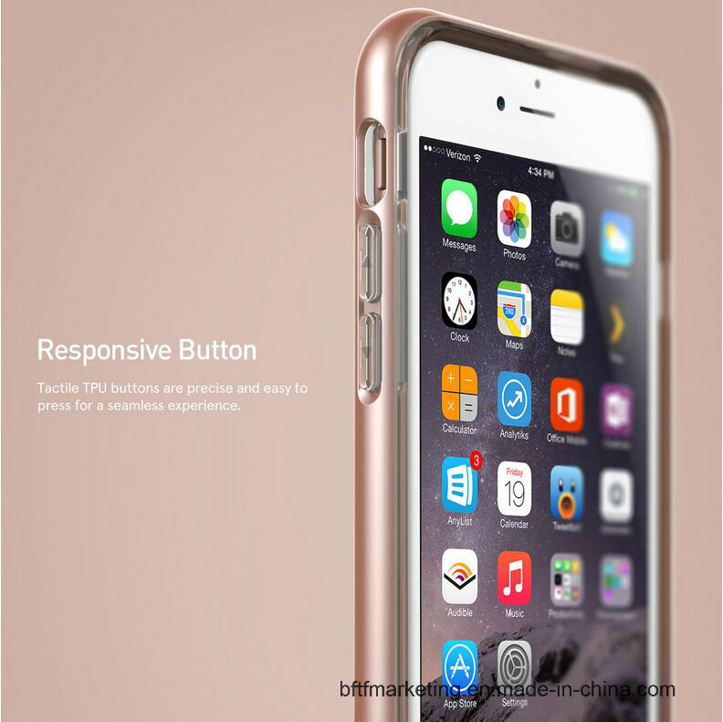 New Arrival PC+TPU 2in1 Unique Design Cell Mobile Phone Case for iPhone