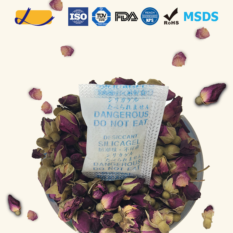 Eco-Friendly Desiccant Silica Gel Absorbent Sio2