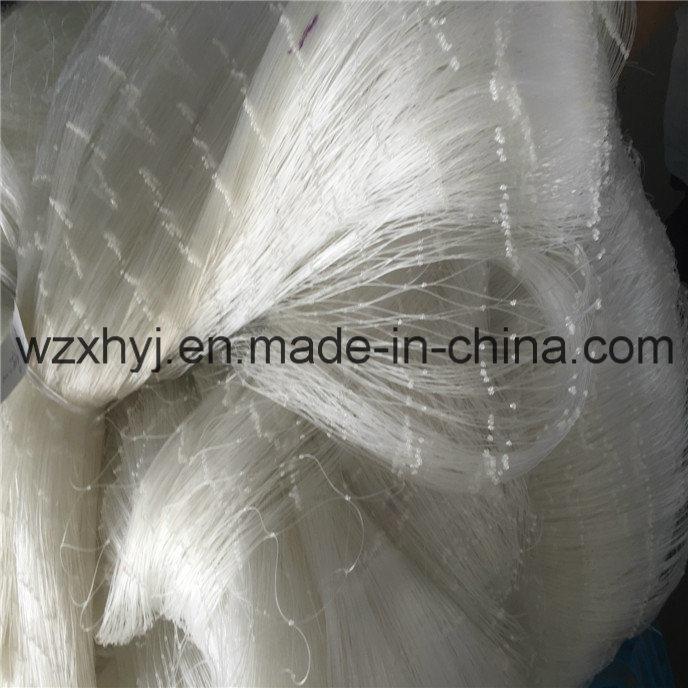 "0.60mm X 4"" X 100MD X 100m Nylon Monofilament Fishing Net"