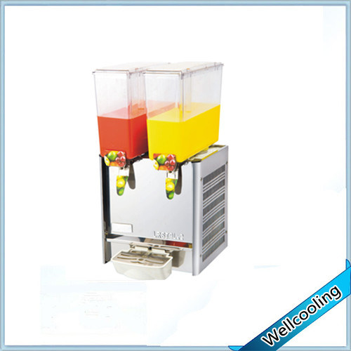 9L Double Bowls Fruit Juicer Machine Juice Dispenser