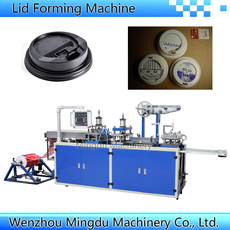 High Speed Lid Forming Machine (Model-500)