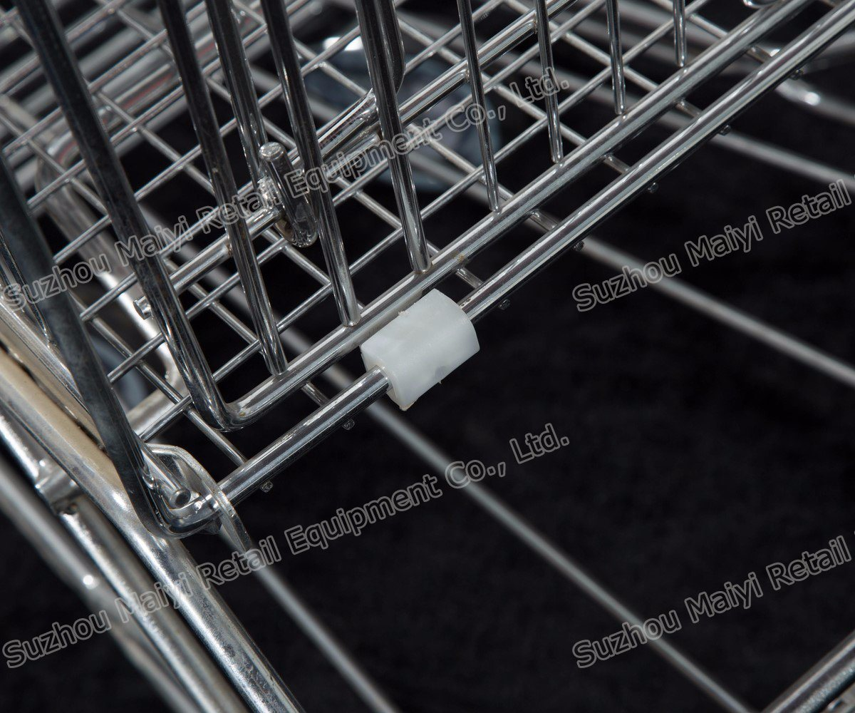 Caddie Supermarket Retail Store Convenient Shopping Trolley