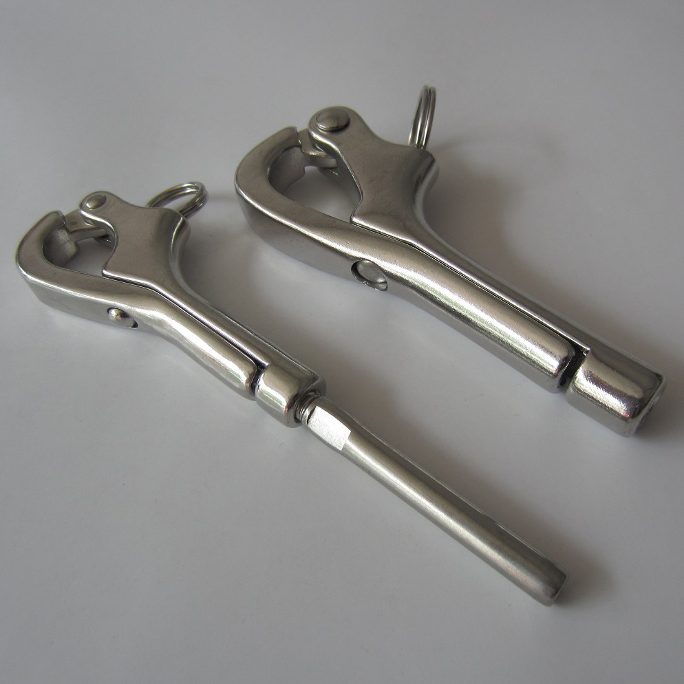 Stainless Steel Welded Fork Terminal