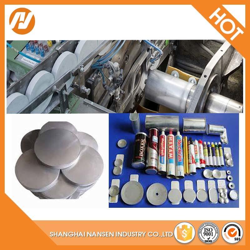 China Factory Manufacturer 99.7% Purity Alloy Aluminum Slug