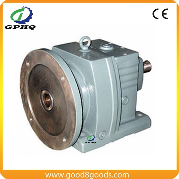 R77 3HP/CV 2.2kw Helical Gear Speed Transmission