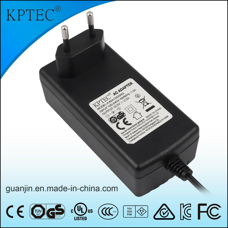 Power Supply with EU Us Au Japan Plug Kptec Maker