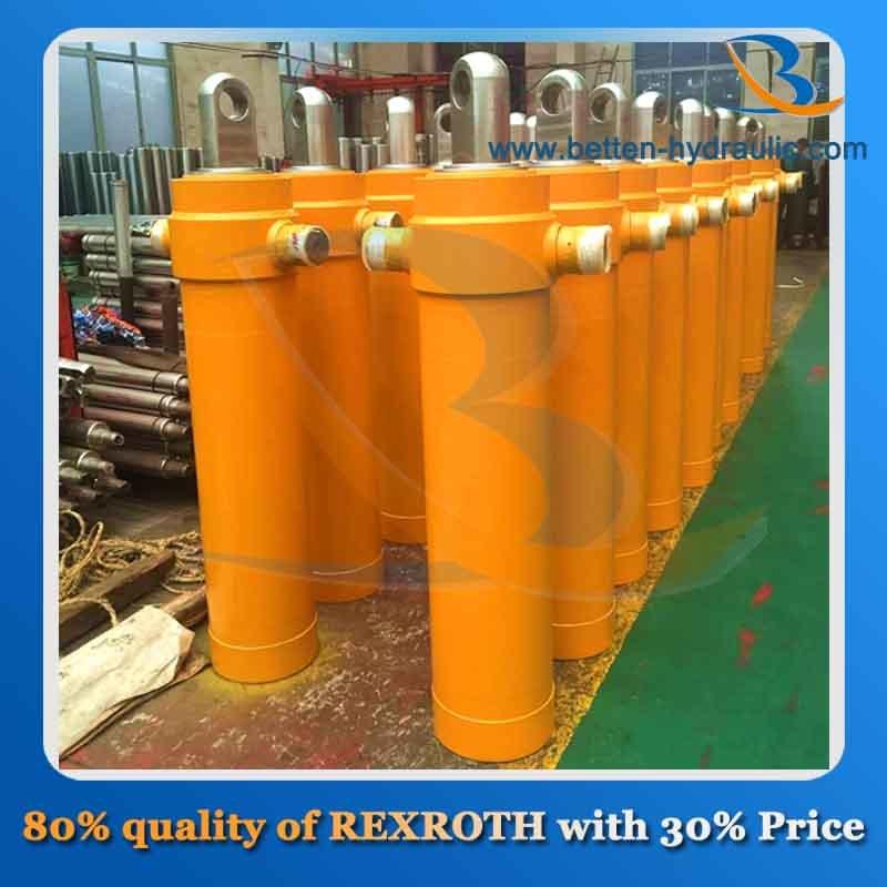 Dump Truck Hydraulic Cylinder 3/4/5 Stage Telescopic Hydraulic Cylinder