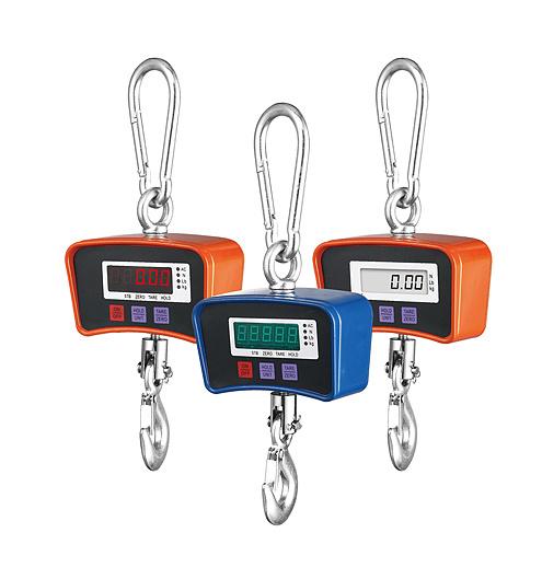 LED Plastic Hanging Digital Crane Scale