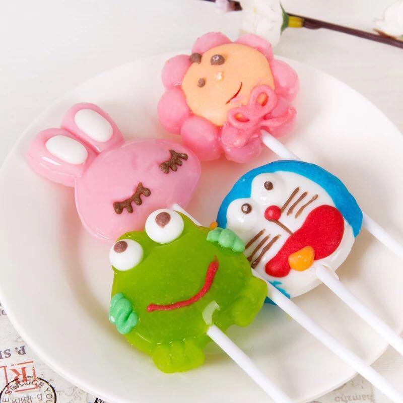 Cartoon Design for Children′s Day Toy Candy Lollipop
