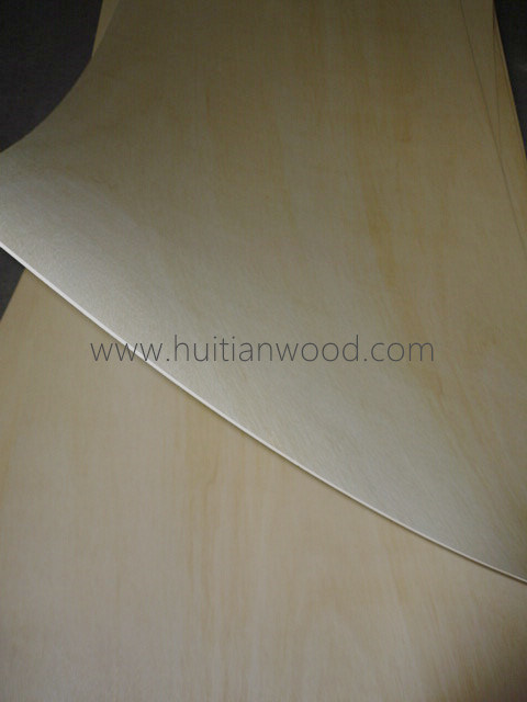 High Quality Decorative Veneered Furniture Plywood Form Linyi