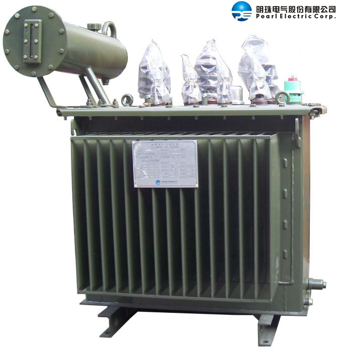 11kv Class Oil-Immersed Distribution Transformer