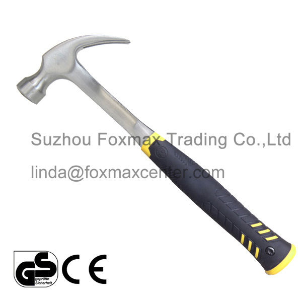 Ce /SGS One Piece All Steel Claw Hammer (FMN-01)