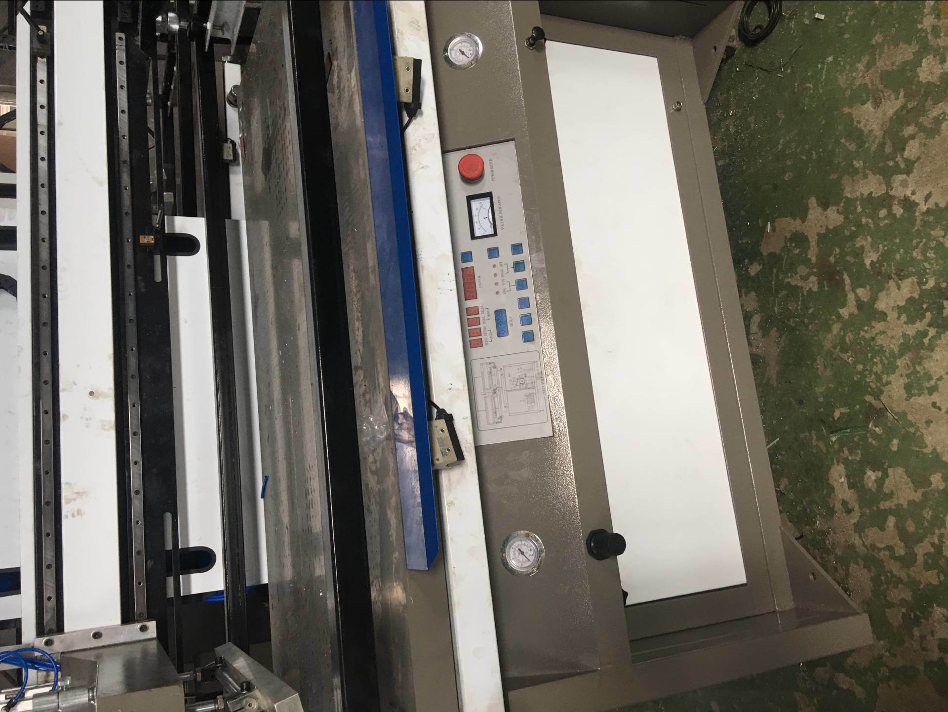 Flat Screen Printing Machine (SERIGRAPHY)