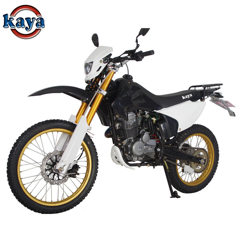 250cc Dirt Bike with Spoke Wheel Front Disc Brake & Rear Disc Brake Ky200gy-7A