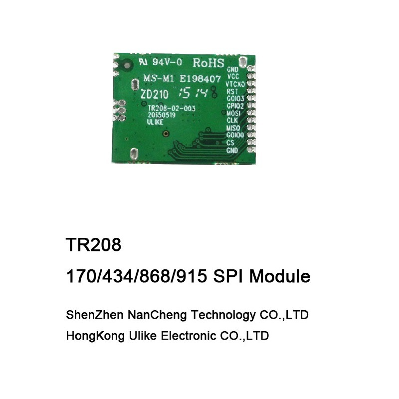 Cc1120 915MHz RF Module Transceiver Module