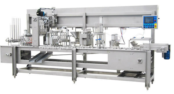High Quality Ice Cream Processing Line