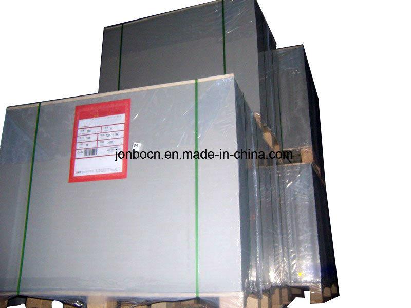 Coated Duplex Cardboard with Grey Back