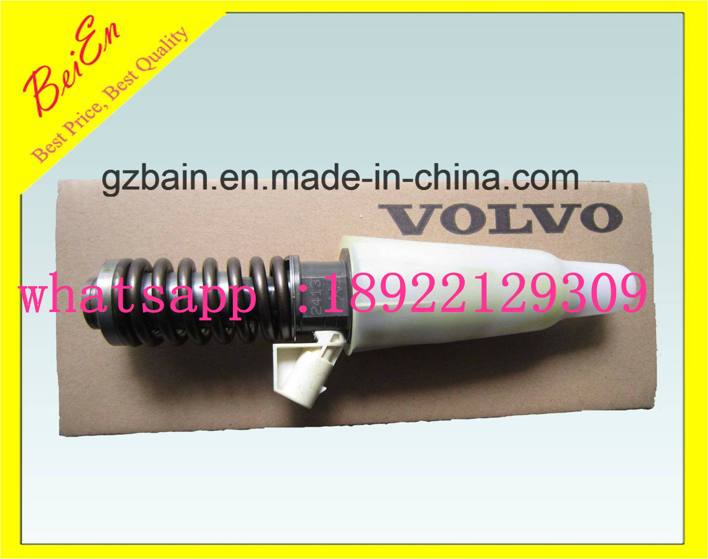 Original/Genuine Fuel Injector Volvo360/460 Engine Made in Japan 20440388