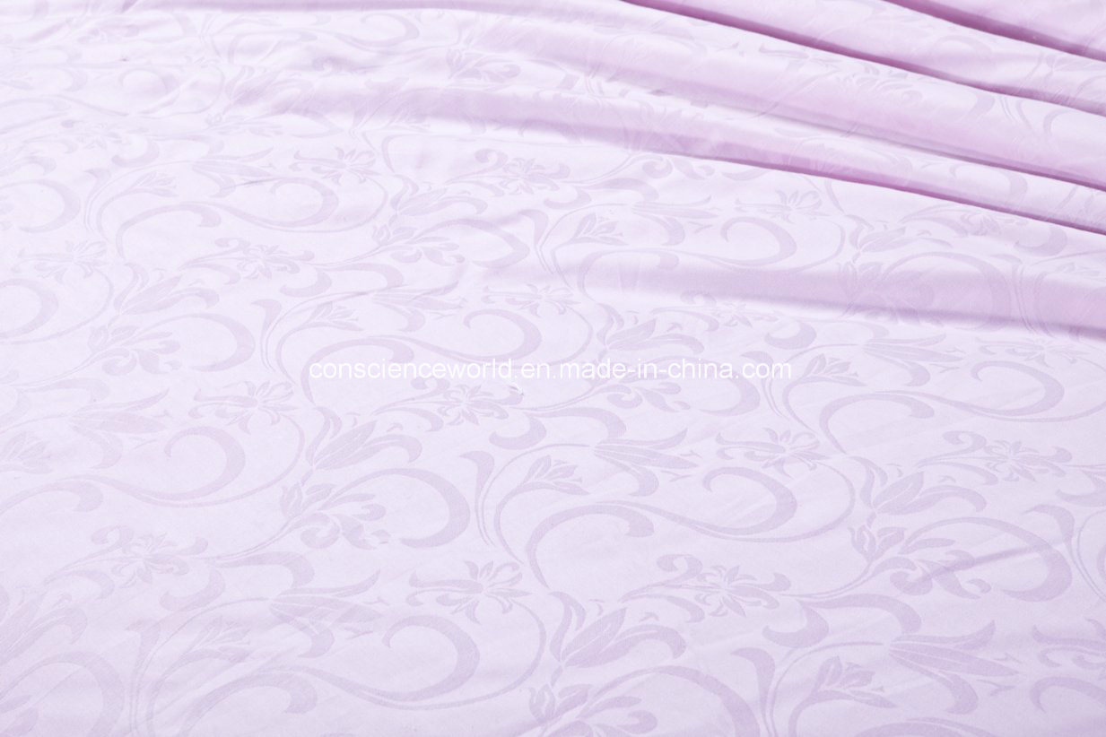 100%Mulberry Silk Quilt by Handmade with Luxury Jacquard Cotton Fabric