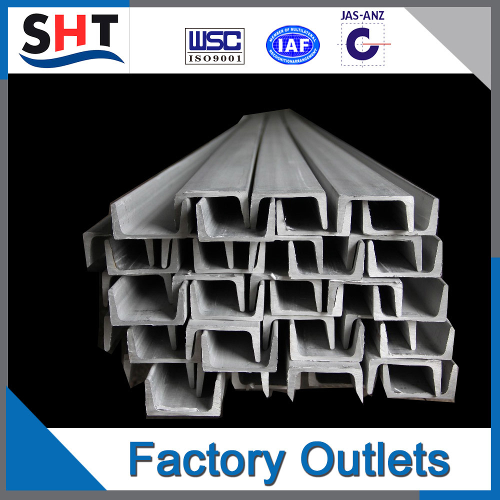 U Steel Channel /Angle Bar Standard Size