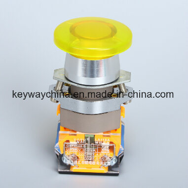 PC Push Button Switch with Ce