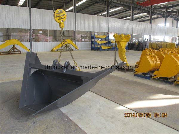 Excavator Trapezoidal Bucket, Rock Heavy Duty Bucket