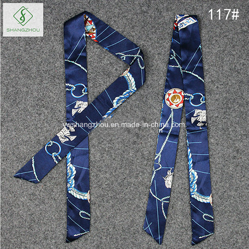 Bag Cravat Silk Stain Fashion Lady Gift Scarf Factory
