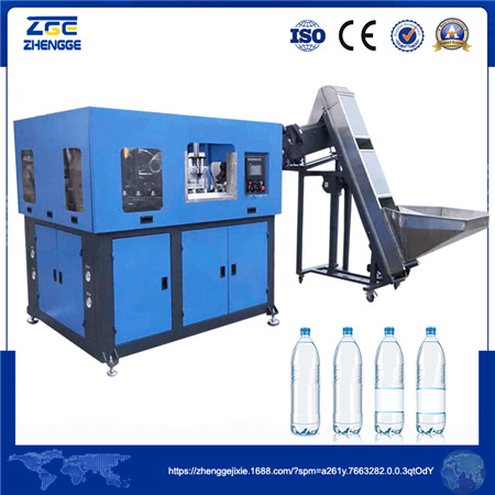 Plastic Pet Bottle Fully Auto Blow Molding Machine Price