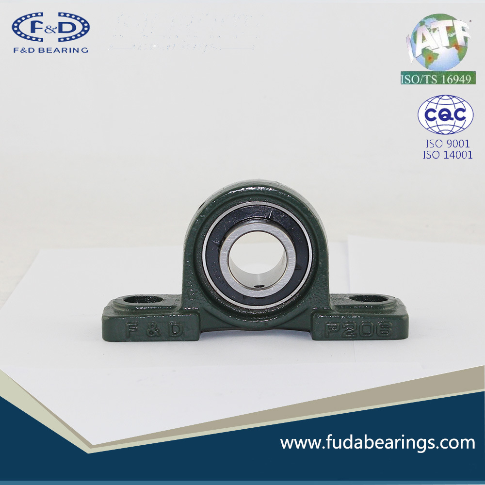 Chrome Steel UCP206 Bearing Pillow Block Bearing