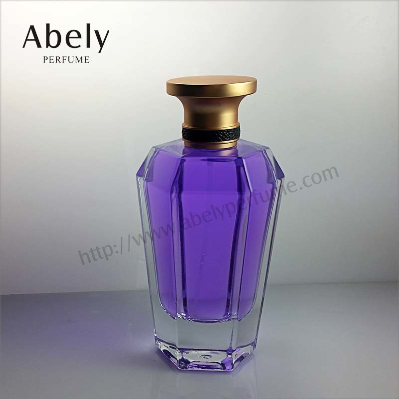 China 100ml Luxury Hot Selling Glass Perfume Bottle