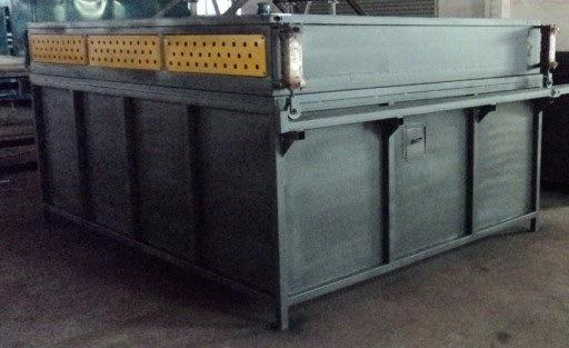 Glass Bending Oven, Glass Bent Furnace