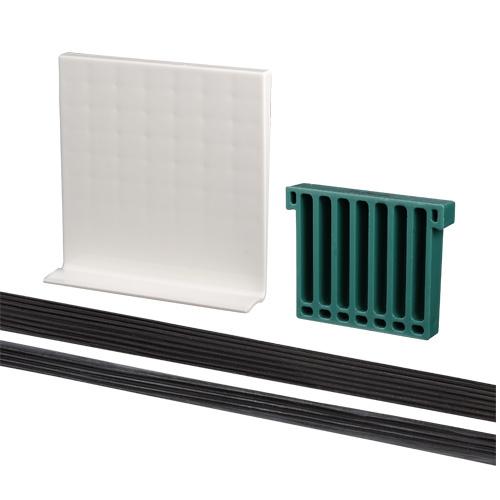 Aluminum Glass Railing System
