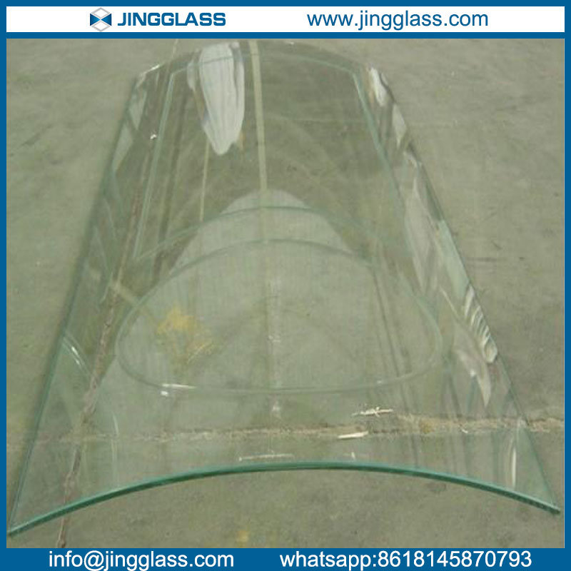4mm-12mm Flat and Curved Tempered Glass Toughened Glass