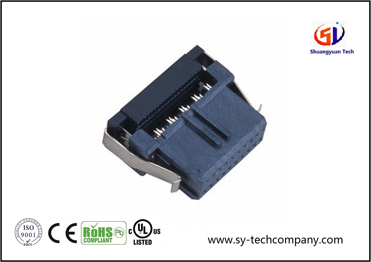 Wire to Board Connector for Micro Match Box Header SMT