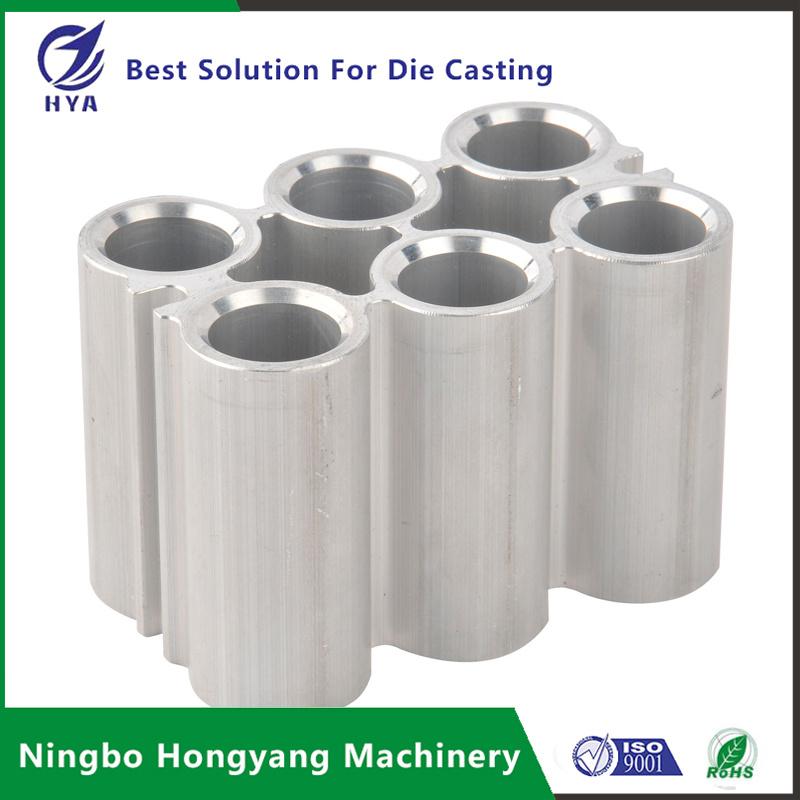 Aluminum Extrusion Processing