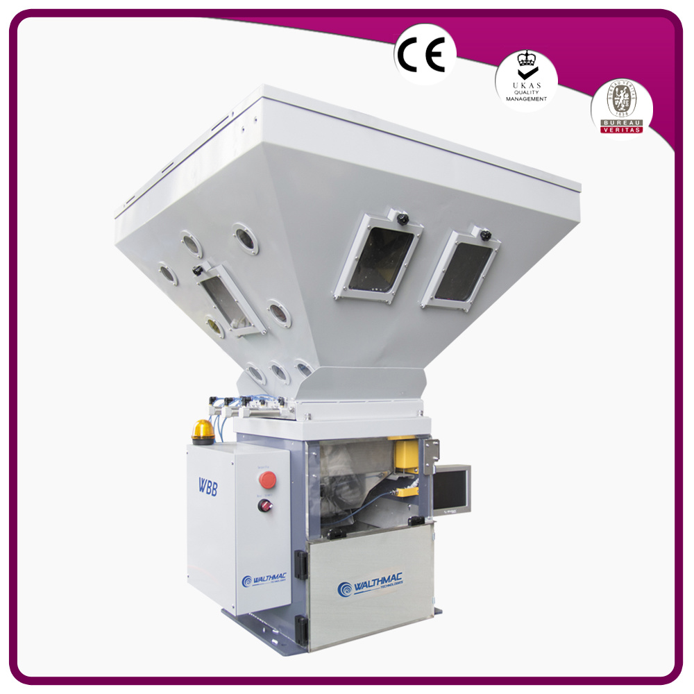 (WBB-01) Granulates Batch Blender Gravimetric for Injection Machine
