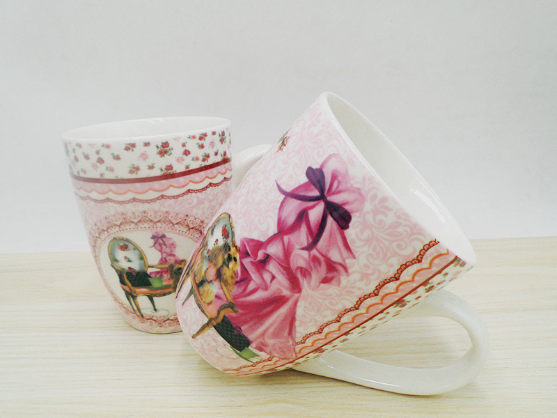 Ceramic Coffee, Milk Mug for Promotion Gift