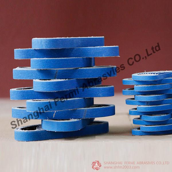 "4""*36"", P80, Aluminum Oxide & Zirconia Coated Abrasive Sanding Belt (Professional Manufacturer)"