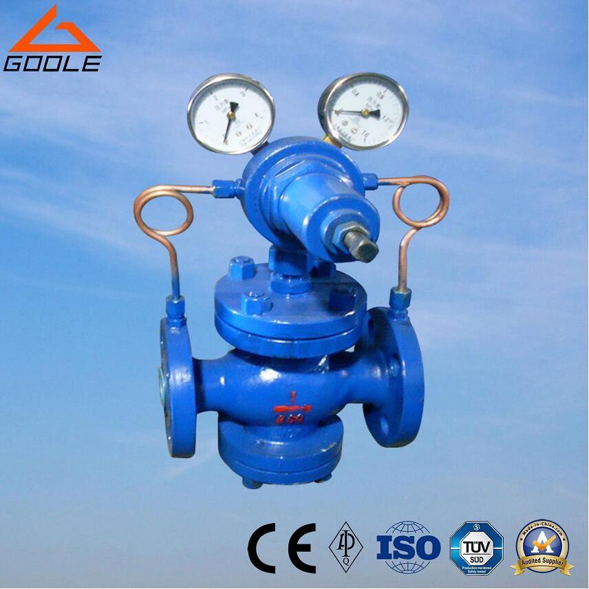 Pressure Reducing Valve for Gas (GAYK43F/H)