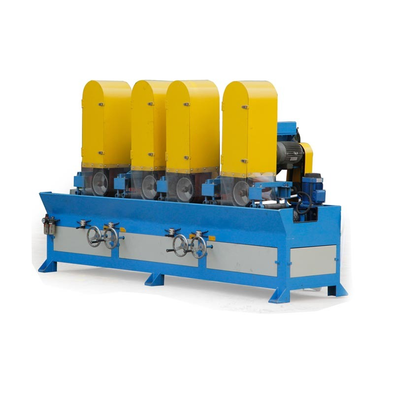 Wet Type Four Heads Belt Grinding Machine