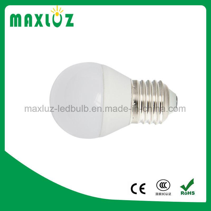 G45 5W Mini LED Bulb Light Ce RoHS Globe