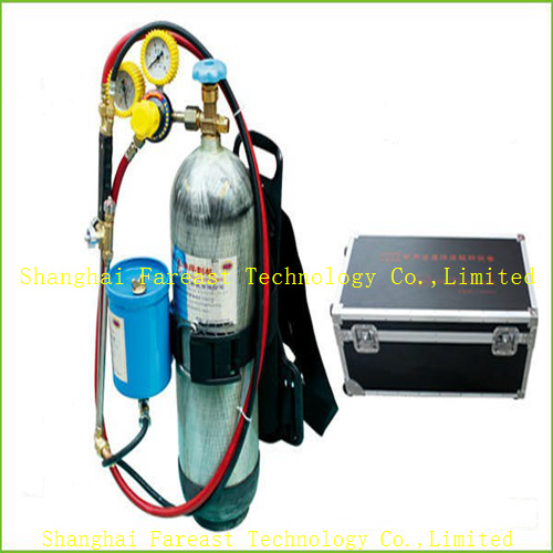 Portable Type and Handhold Gasoline Cutting Torch for Man-Pack and Backpack Type
