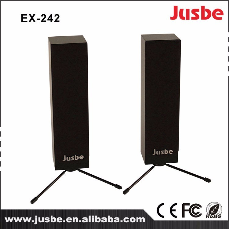 Ex-242 2.0 Multimedia Active Computer Speaker